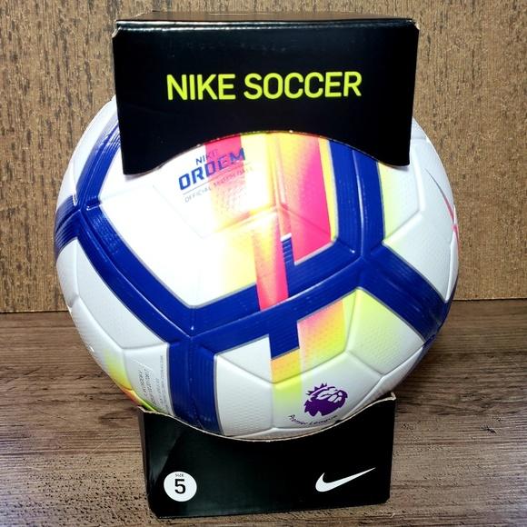 9f7e6ad9c Nike Other   Ordem V 5 Premier League Fifa Soccer Ball   Poshmark